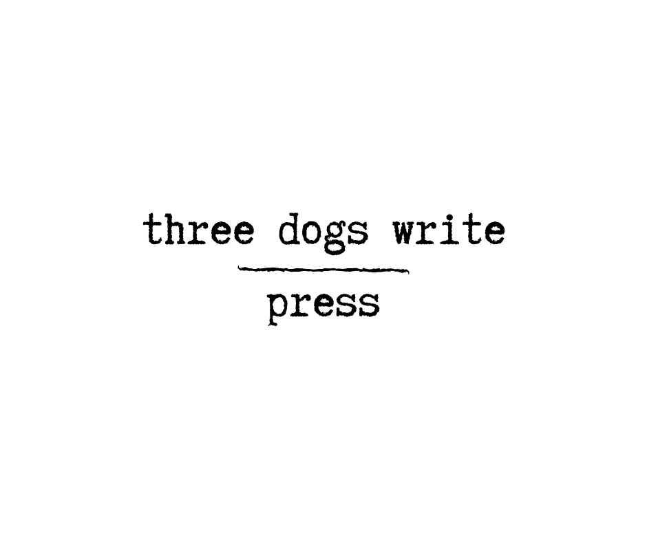 three dogs write press